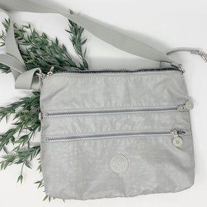 Kipling Alvar Crossbody Nylon Travel Bag